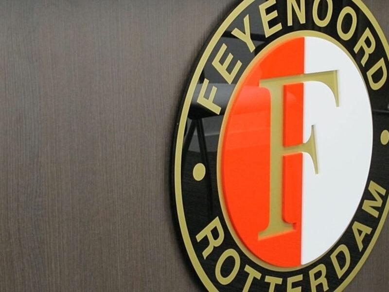 Sedie sala stampa Feyenoord