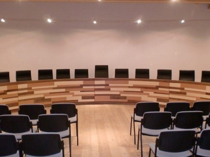 Sedie per sala comune di Gaiarine