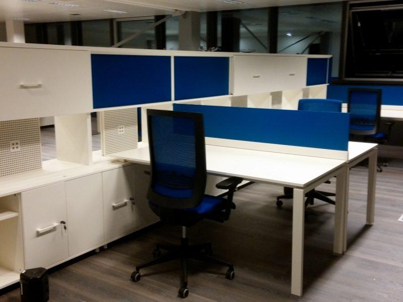 Sedie ufficio per Soag Europe