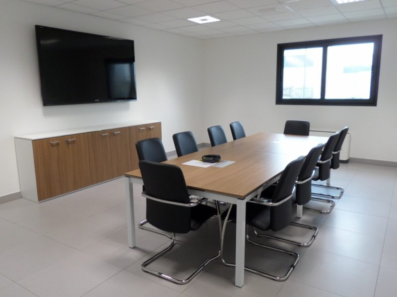 Sedute sala riunioni per Parker