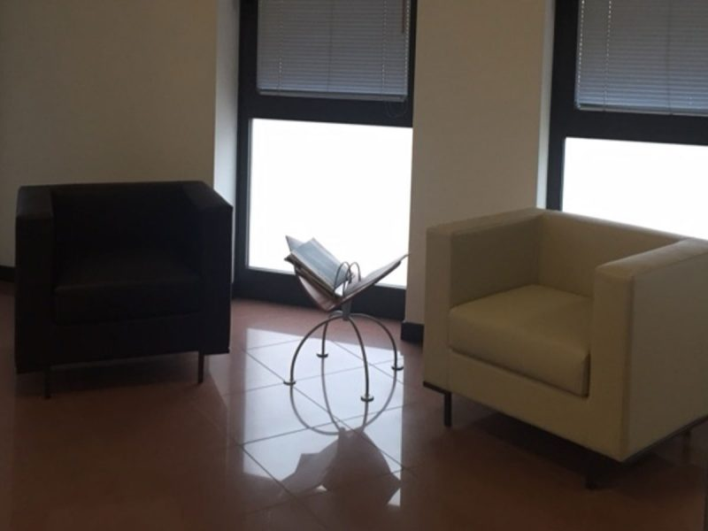 Sedie sala riunioni per Italdoor