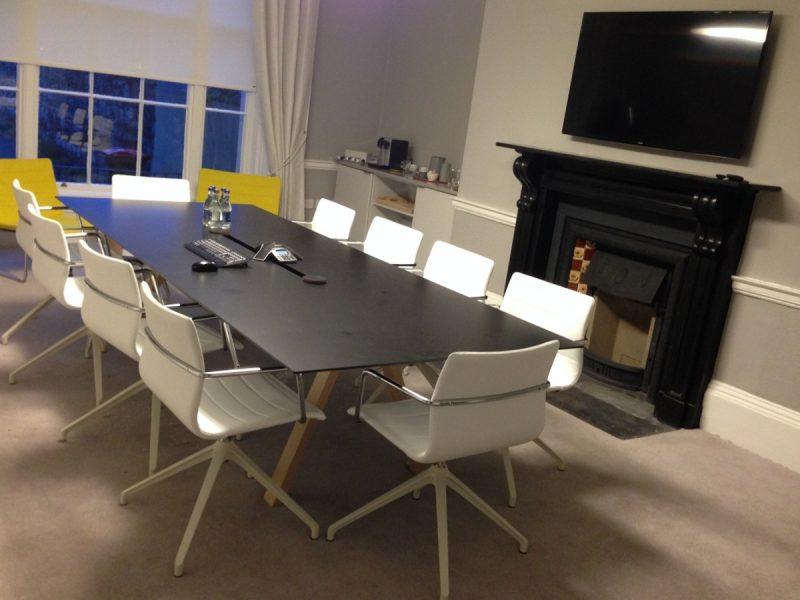 Sedie sala riunioni per PR 360