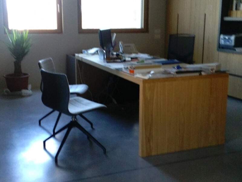 Sedie ufficio per Tiemme