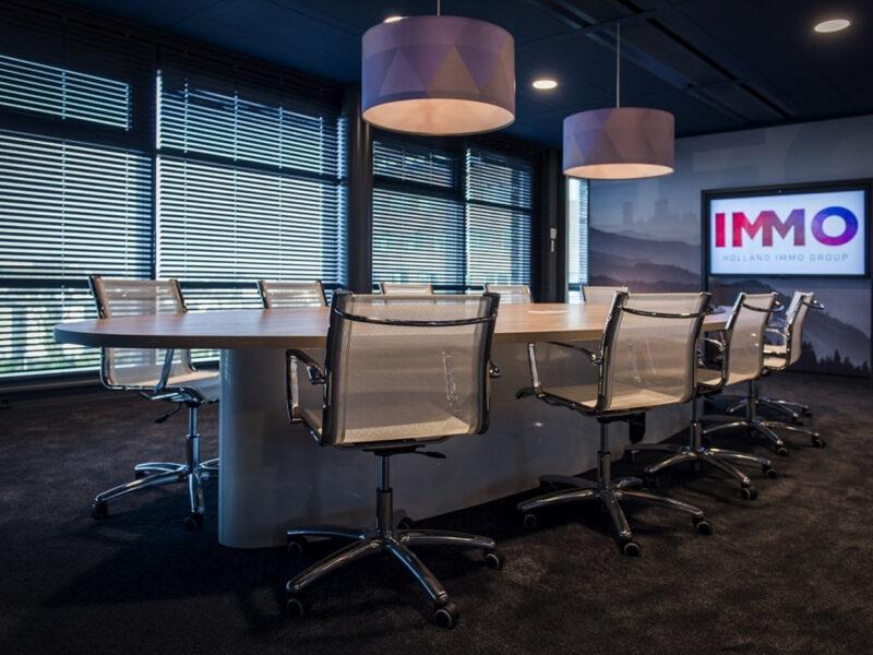Sedie ufficio per Immo Group