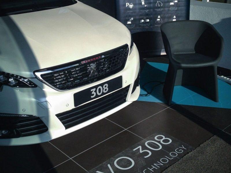 Sedie ufficio per Peugeot