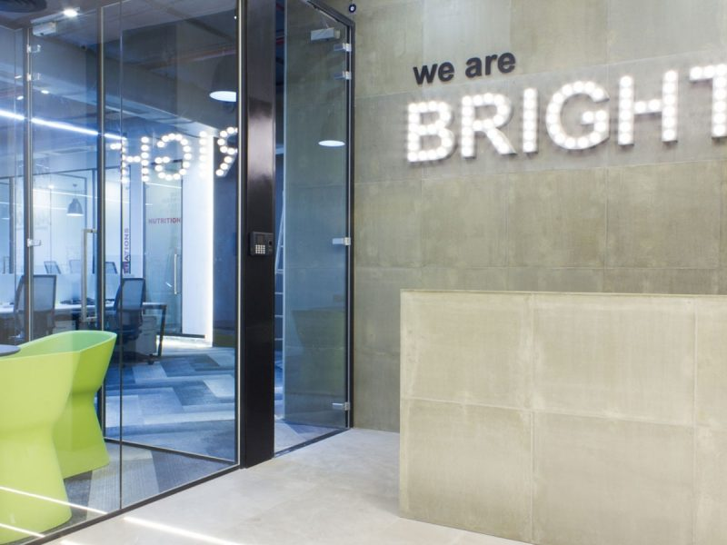 Sedie ufficio per Bright Commodities