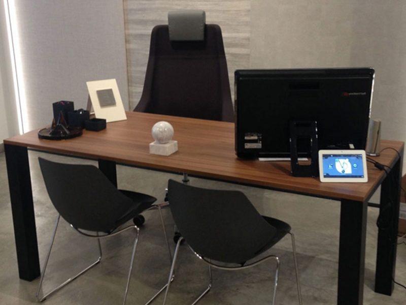 Sedie ufficio per Loewe