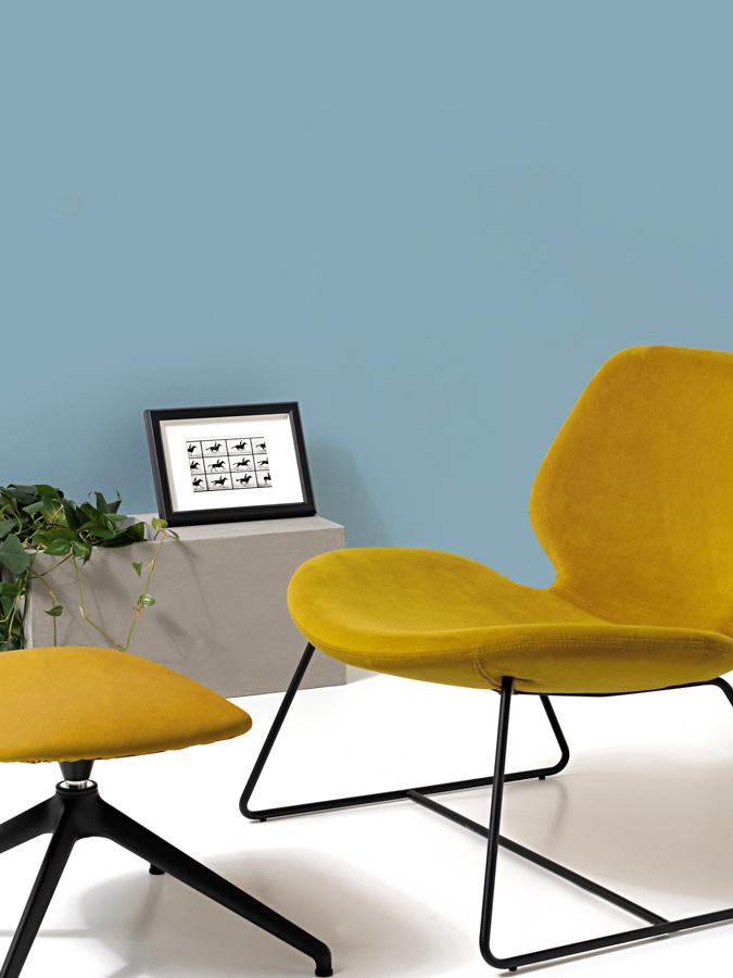 Seduta ufficio Eon Lounge