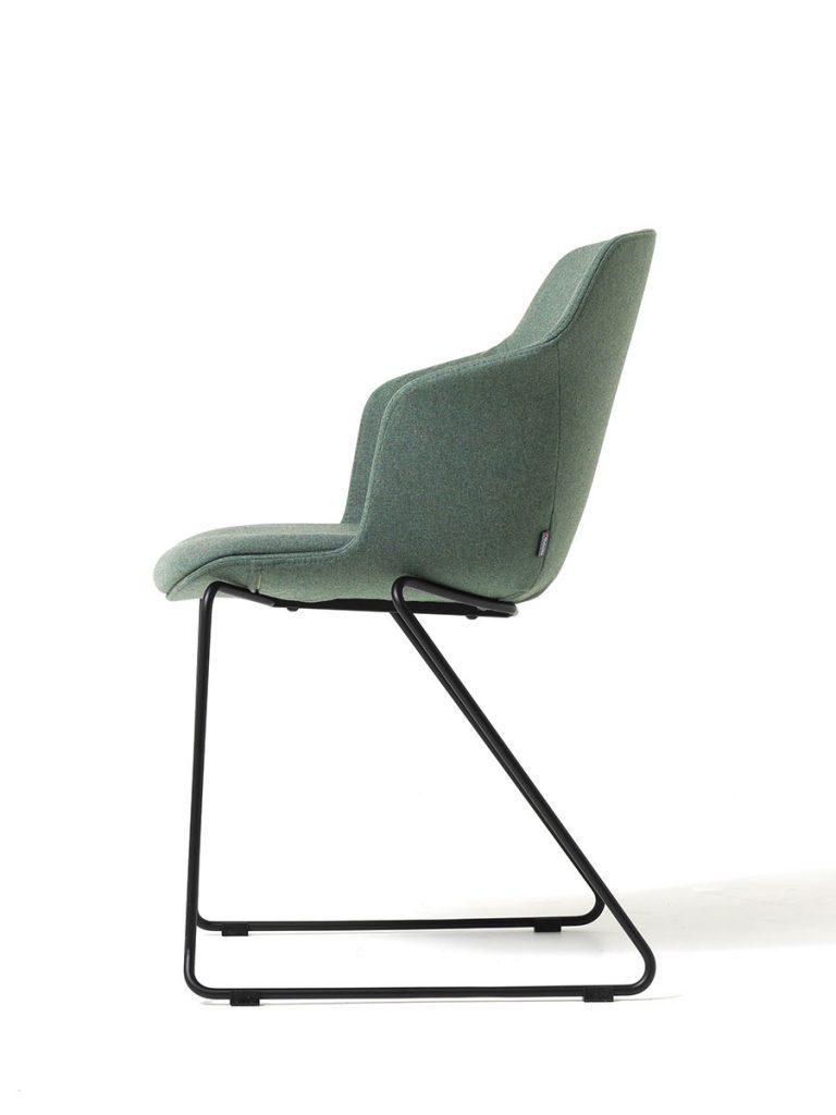 sedia CLOP visitatore