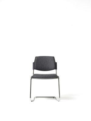 NEW BONN sedile imbottito - telaio slitta