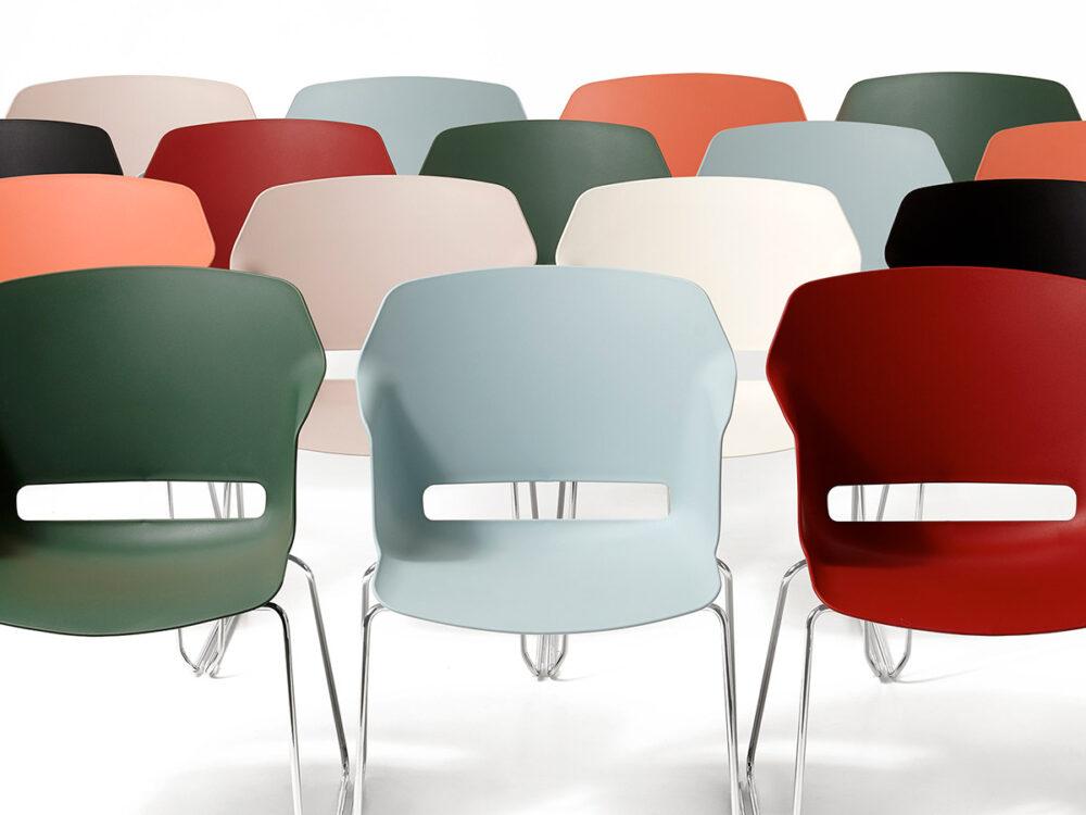 sedia visitatore clop nuovi colori