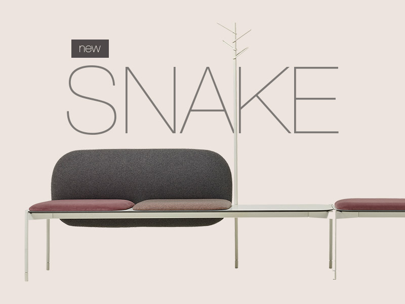 divano modulare snake