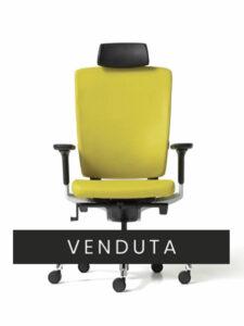 sedia direzionale style