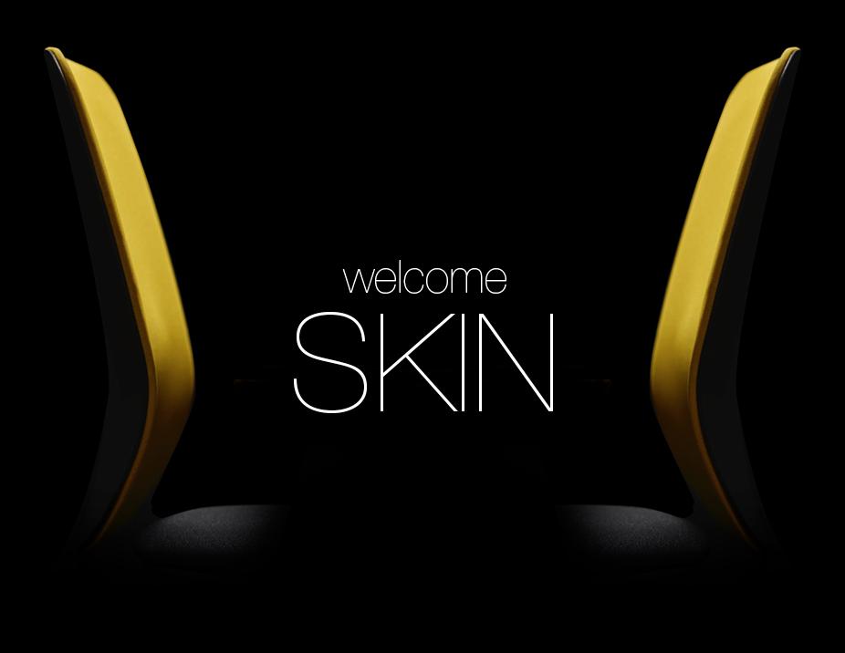 nuova sedia operativa Skin by Diemme